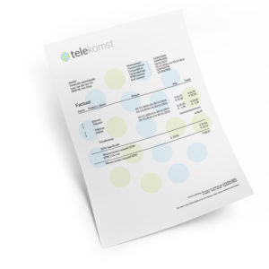 Invoice creation and distribution