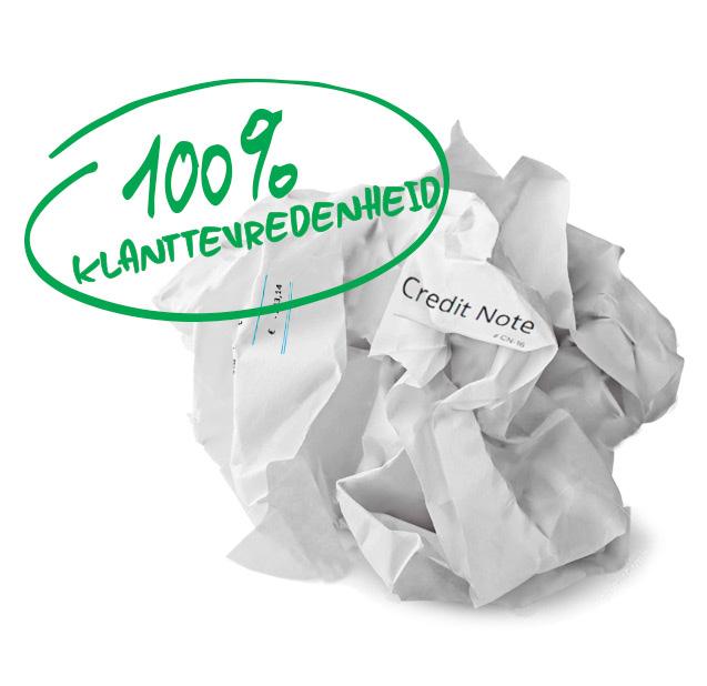 Creditfacturen voorkomen: een extra weg naar klanttevredenheid