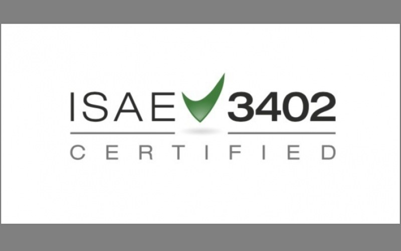 Zero exceptions in ISAE 3402 assurance statement for Abillity®