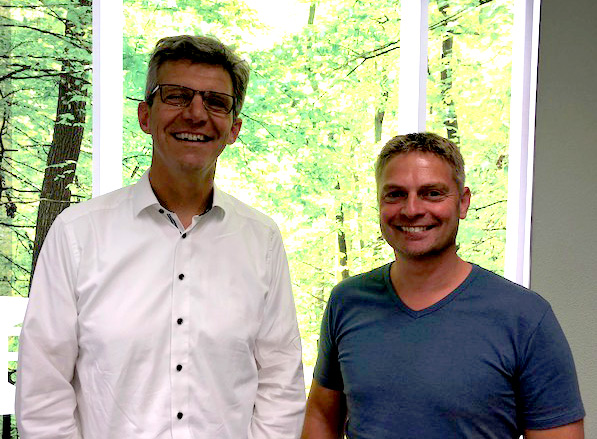 Growing and innovative FIQAS strengthens management team with Cees Versteeg and Wilfred Langelaan