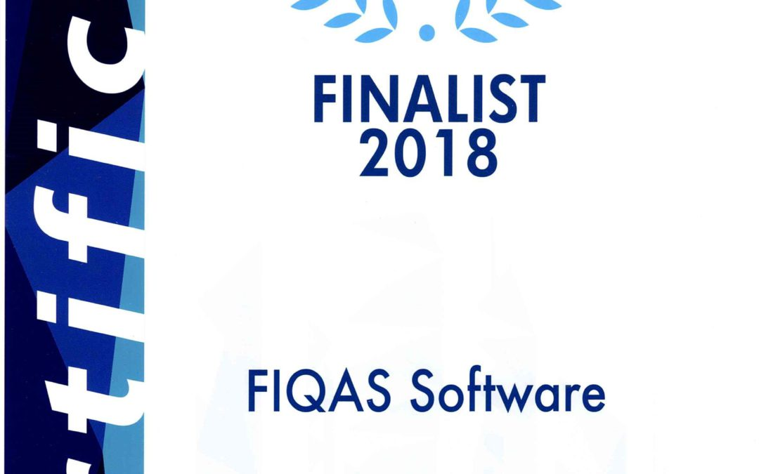 Third year in a row: FIQAS in Main Software 50