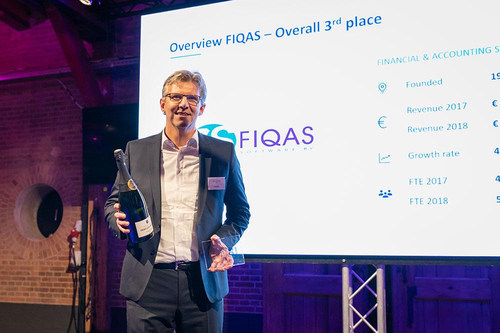 Topnotering voor FIQAS in Main Software 50